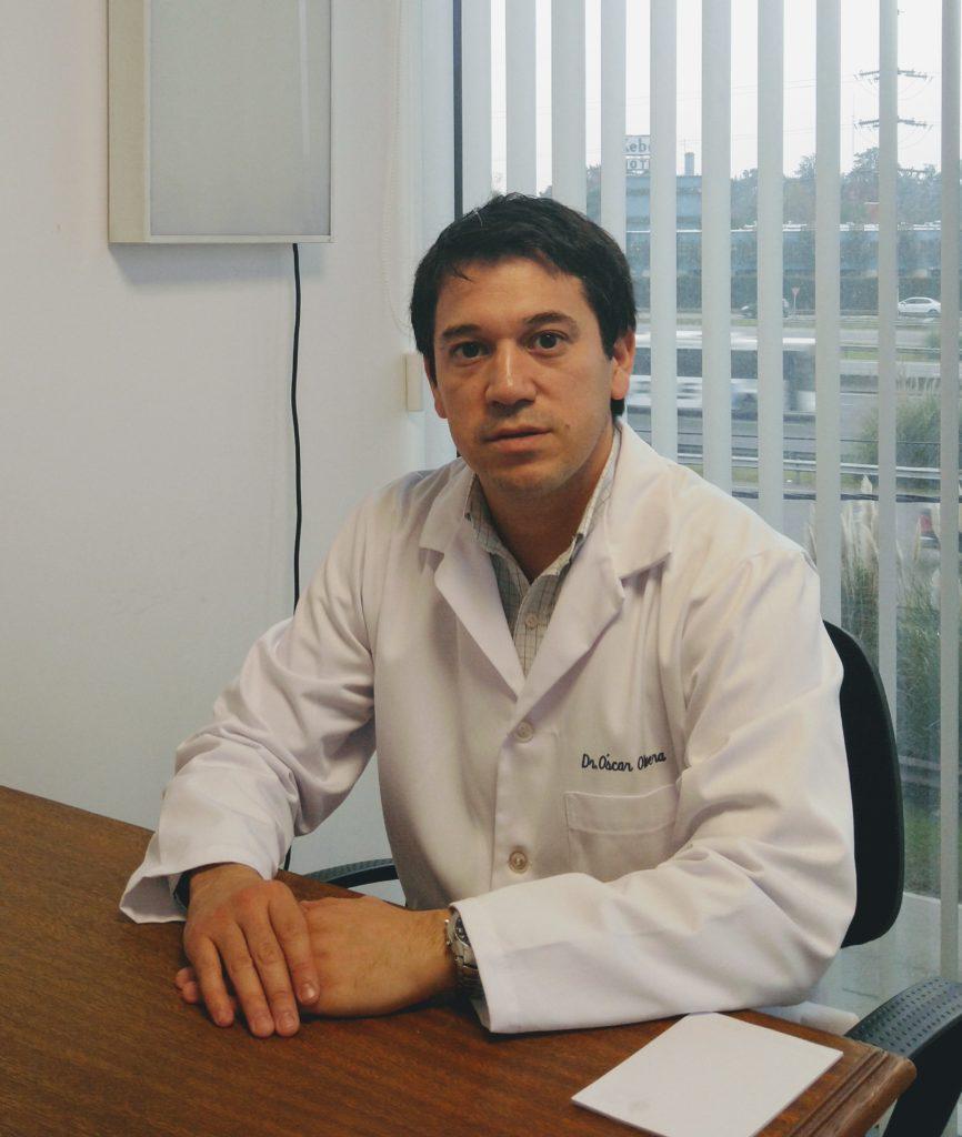 Conoce al Dr. Oscar Olivera